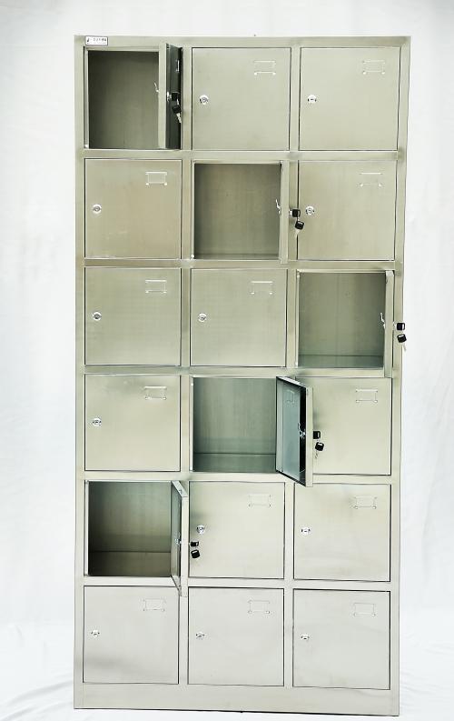 广州员工储物柜不锈钢  学校不锈钢储物柜