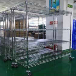 桂林线网不锈钢货架厂家批发