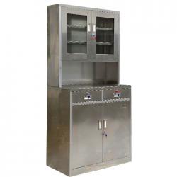 不锈钢西药柜医用调剂药台柜定制实验室不锈钢柜