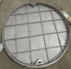 常熟304不锈钢井盖五大优点图片