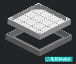 北京不锈钢隐形井盖厂家批发